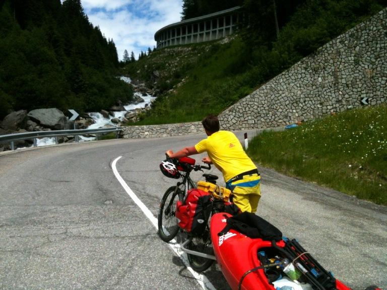 Bike2Boat: Südtirol – Osttirol